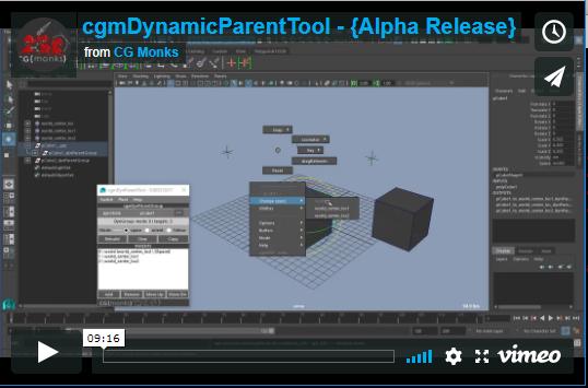 Dynamic Parent Tool — cgmTools 2 0 022018 documentation